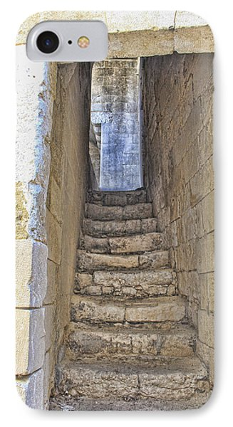 Steps To Matera IPhone Case