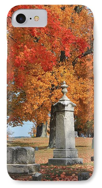 Sterling Ma Burial Ground IPhone Case