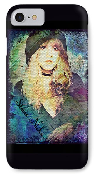 Stevie Nicks - Beret IPhone Case
