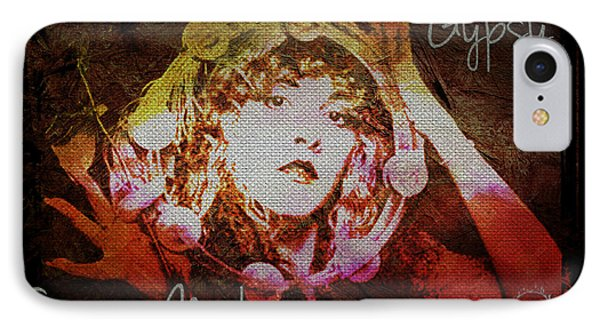 Stevie Nicks - Gypsy IPhone Case