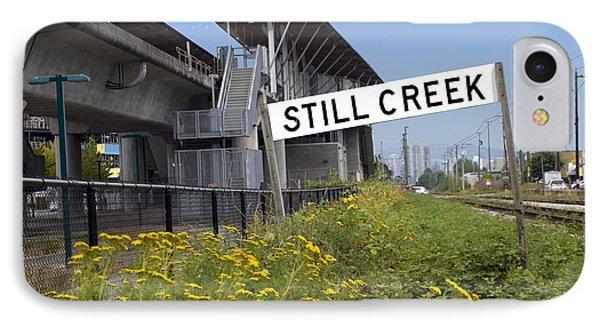 Still Creek IPhone Case