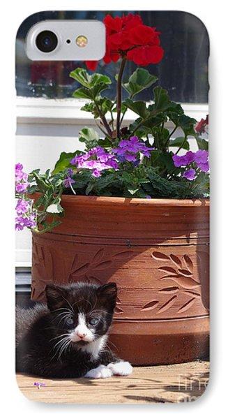 Still Life Kitty IPhone Case