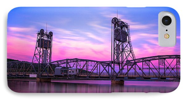 Stillwater Lift Bridge IPhone Case