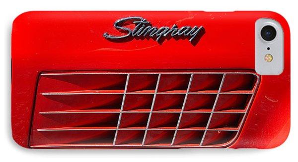 Stingray IPhone Case