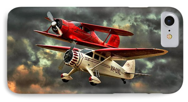 Stinson And Beech IPhone Case