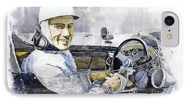 Stirling Moss IPhone Case
