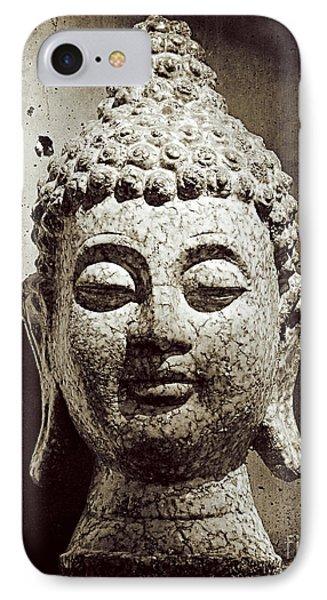 Stone Buddha IPhone Case
