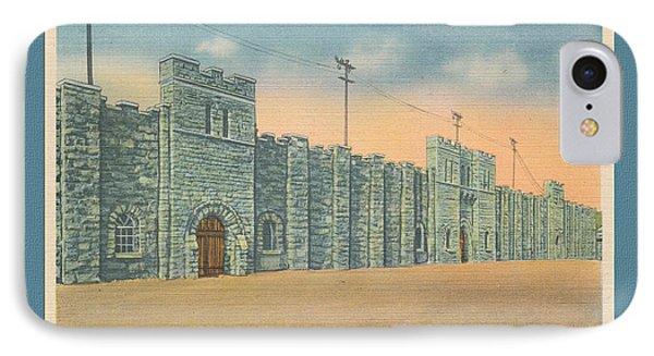 Stone Castle Bristol Tn Built By Wpa IPhone Case