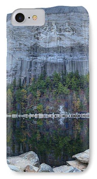 Stone Mountain - 2 IPhone Case