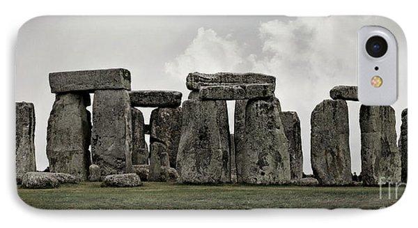 Stonehenge -- Mood 2 IPhone Case