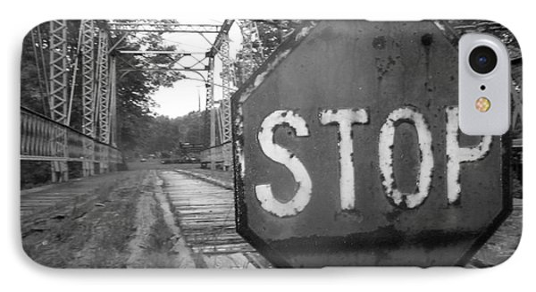 Stop Sign IPhone Case