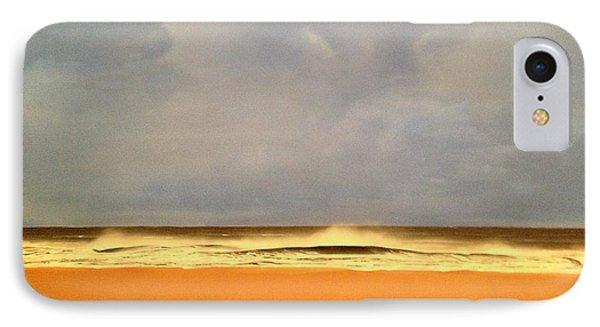 Storm At Venice Beach IPhone Case