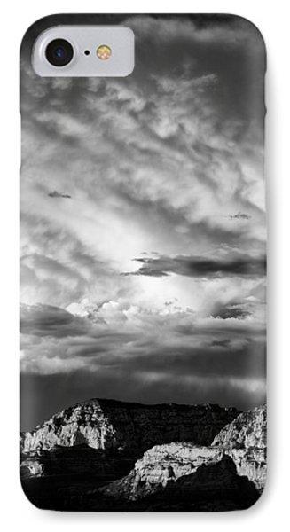 Storm Over Sedona IPhone Case