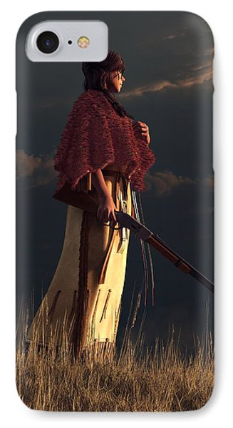 Stormwatcher IPhone Case
