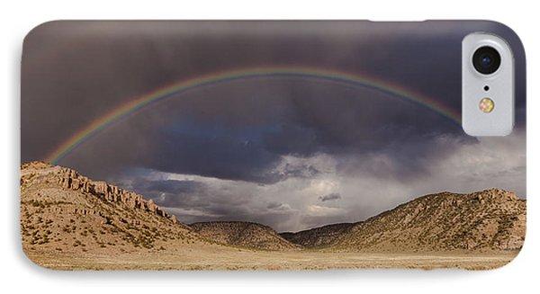 Stormy Rainbow IPhone Case
