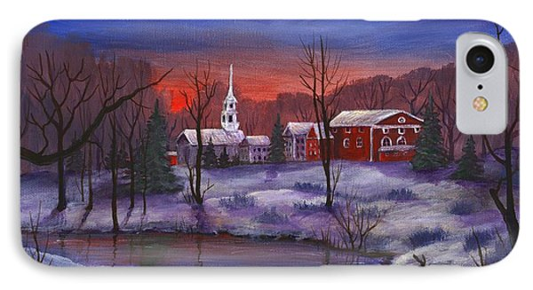 Stowe - Vermont IPhone Case