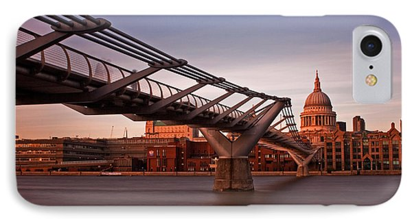 St.paul's From The South Bank IPhone Case