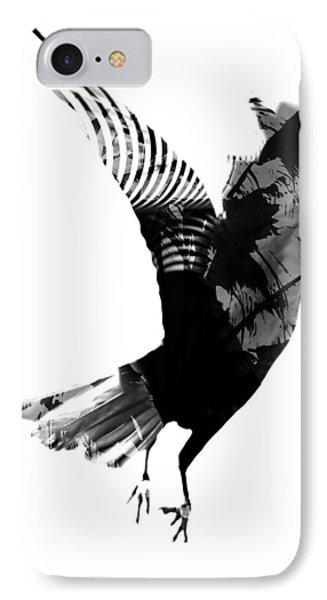 Street Crow IPhone Case