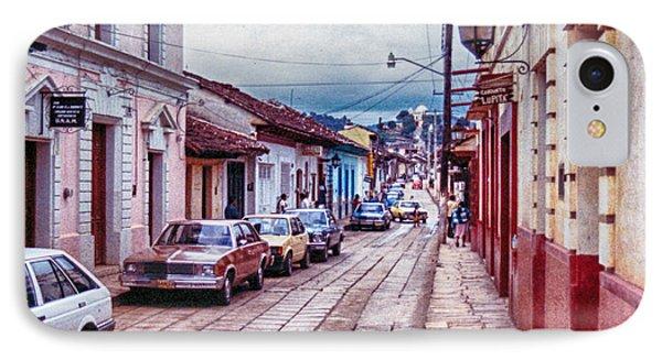 Street In Las Casas IPhone Case