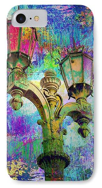 Street Lamp Rainbows IPhone Case