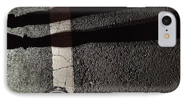 Street Shadow IPhone Case