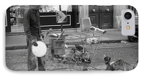 Street Vendor IPhone Case