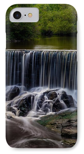 Stroudwater Falls IPhone Case