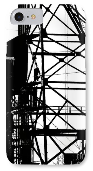 Structure 3 IPhone Case