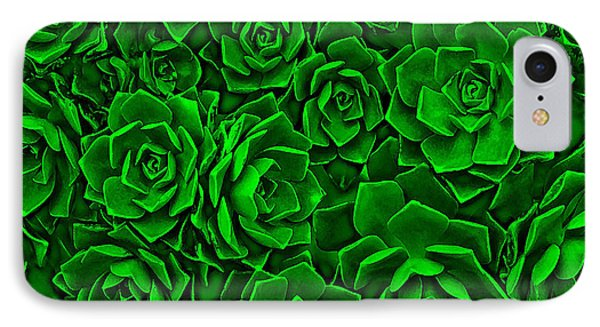Succulent Green IPhone Case
