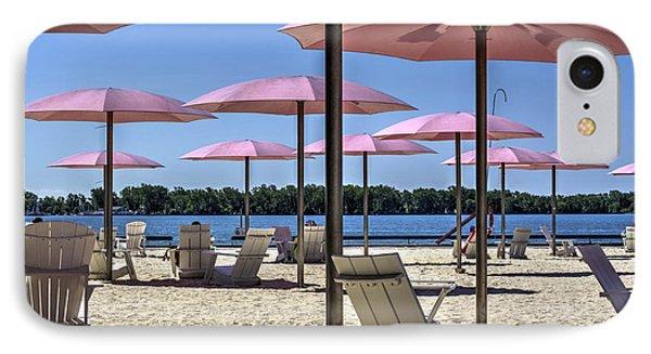 Sugar Beach Summer IPhone Case