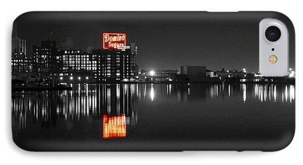 Sugar Glow - Domino Sugars - Vibrant Color Splash IPhone Case