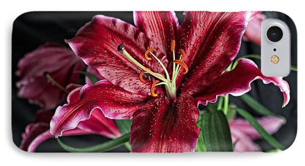Sumatran Lily IPhone Case