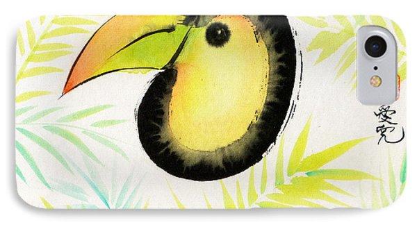 Sumi-e Birds iPhone 8 Cases | Fine Art America