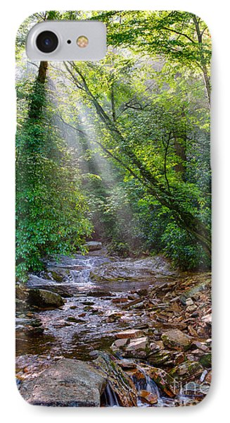 Summer Arrives On The Blue Ridge Parkway I IPhone Case