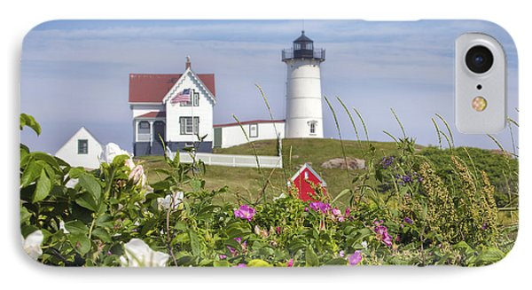 Summer At Nubble Light IPhone Case