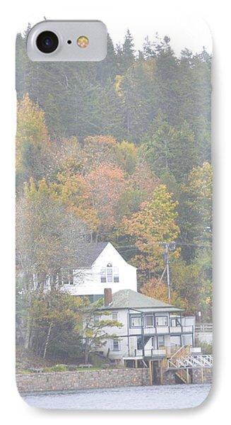 Summer Cottage IPhone Case