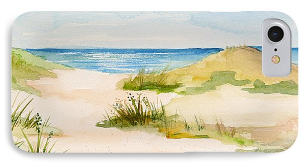 Summer On Cape Cod IPhone Case