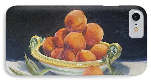 Summer Peaches IPhone Case