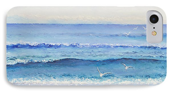 Summer Seascape IPhone Case