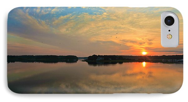Summer Sunrise IPhone Case