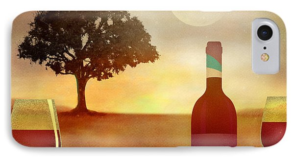 Summer Wine IPhone Case