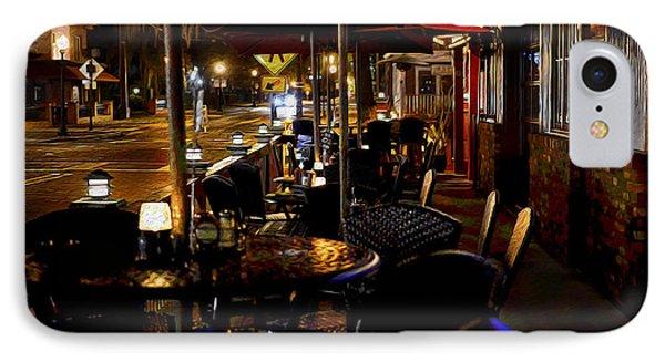 Summerlin Cafe IPhone Case