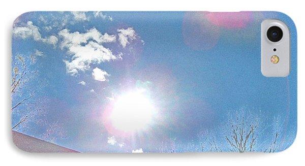 Sun Bow IPhone Case