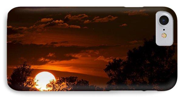Sun Cradle... IPhone Case