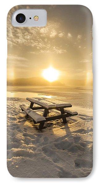 Sun Dog IPhone Case