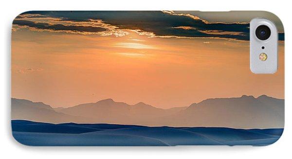 Sun Sand Mountains IPhone Case