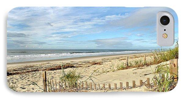 Sun Sand Sea IPhone Case