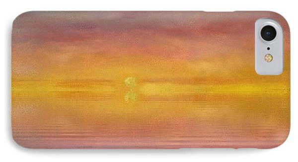 Sun Tapestry IPhone Case