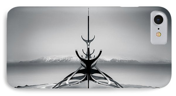 Sun Voyager IPhone Case