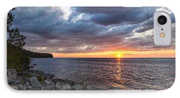 Sundown Bay IPhone Case